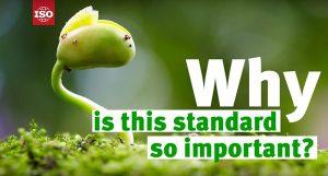 استاندارد بین المللی محیط زیست