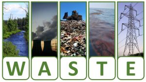 زباله ها و اثرات جبران ناپذیر آن بر طبیعت